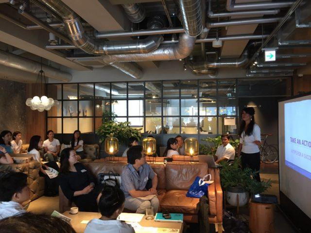 2018年京都で開催したWISEプログラムの様子