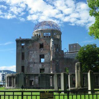 「原爆記者」、広島へ行く