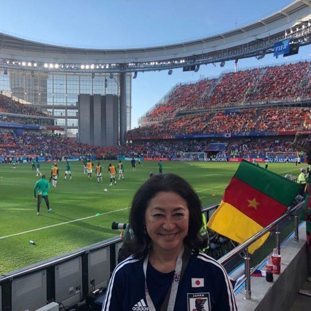 ワールドカップサッカーと芸術を満喫したロシア旅行