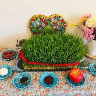 イランのお正月「ノウルーズ」とお正月料理