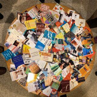 私の特別な場所:多彩な仲間との読書会