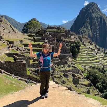 インカトレイル挑戦の旅