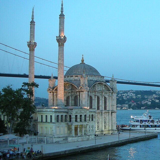 懐かしの国、トルコ