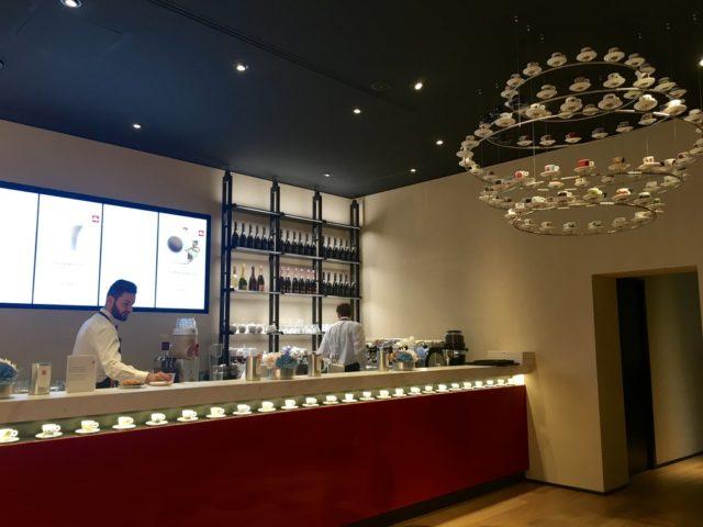 Illy Café 店内