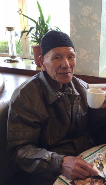 晩年の父(89歳)