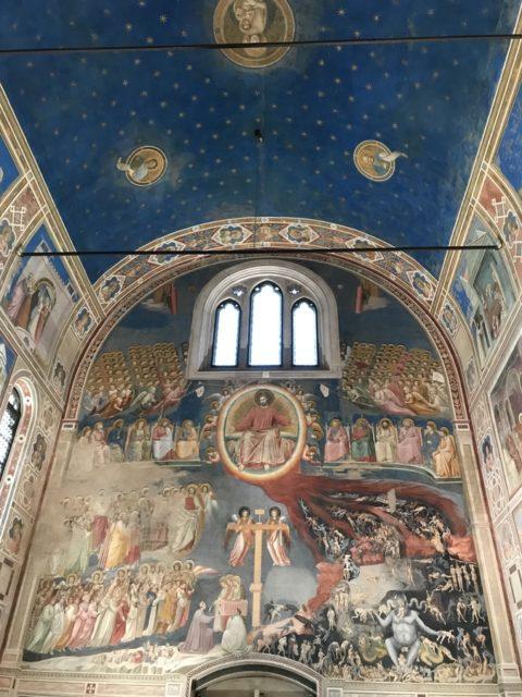 パドヴァのスクロベーニ礼拝堂
