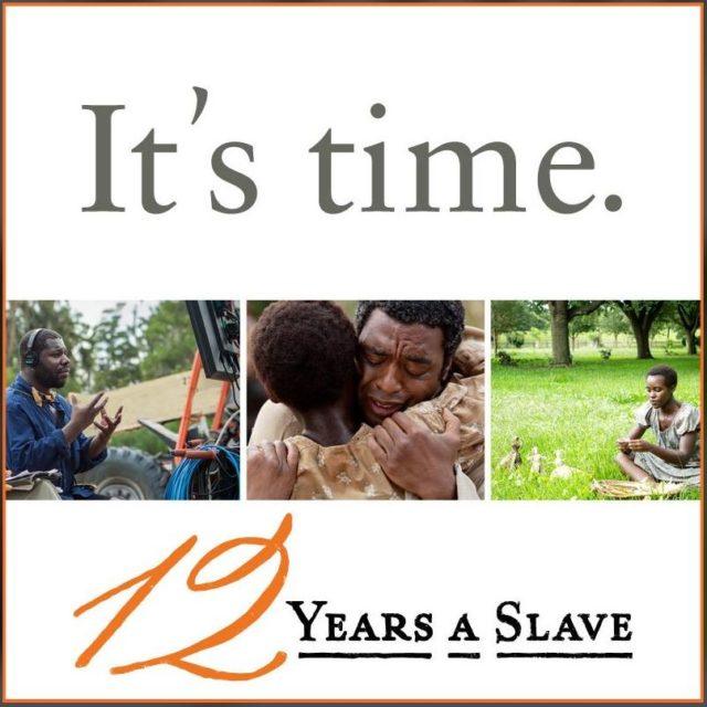 映画12 years a Slave「それでも夜は明ける」の公式フェイスブックページより