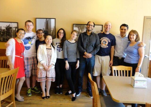 ミネソタでの1年 言語学の先生とTAの仲間たち