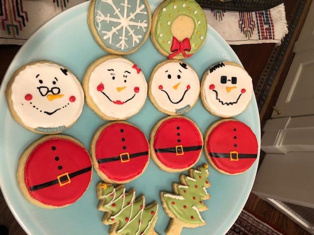 ホリデー・クッキー Holiday Cookies