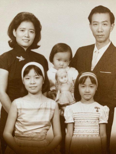 家族写真(1964年)