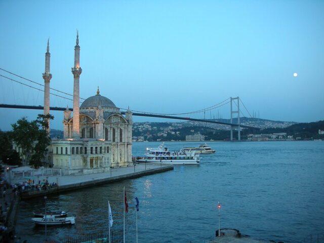 イスタンブールの四季 夏
