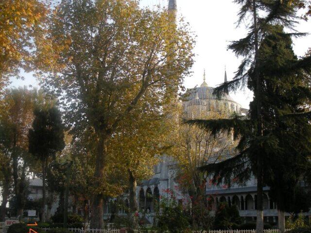 イスタンブールの四季 秋