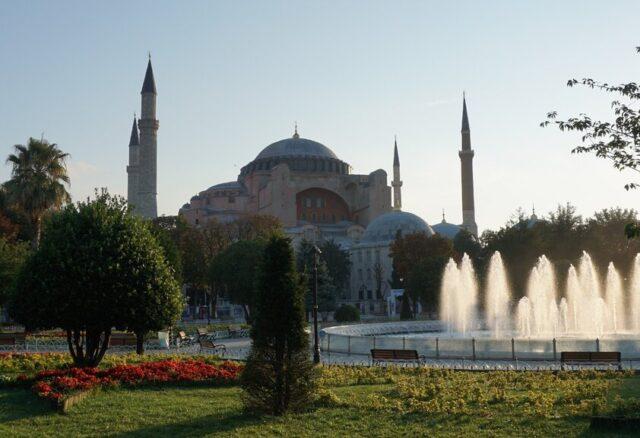 イスタンブールの四季 春