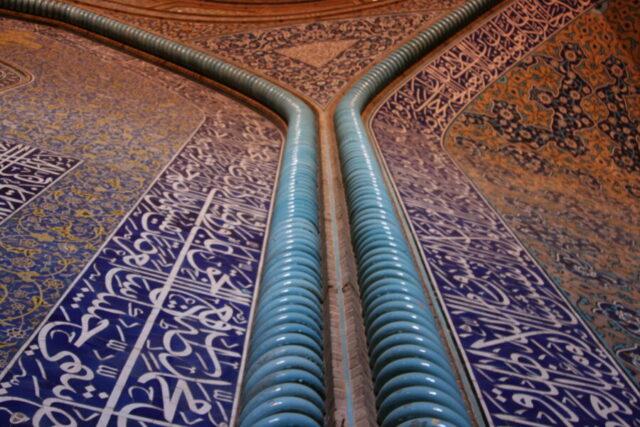 17世紀のイスラムタイル